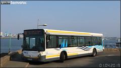 Heuliez Bus GX 327 – CTM (Compagnie de transports du Morbihan) (CAT, Compagnie Armoricaine De Transports) (Transdev) / CTRL (Compagnie de Transport de la Région Lorientaise) n°1015
