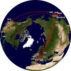 2019 flight record