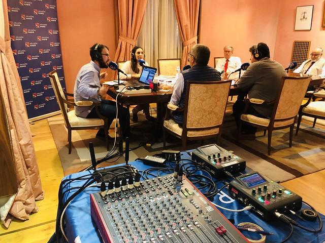 Programa Aragón Radio 20 de Diciembre