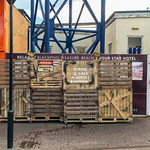 Primary photo for Blackpool Pleasure Beach: park and Freak Nights: Journey to Hell (27th Oct 2019)