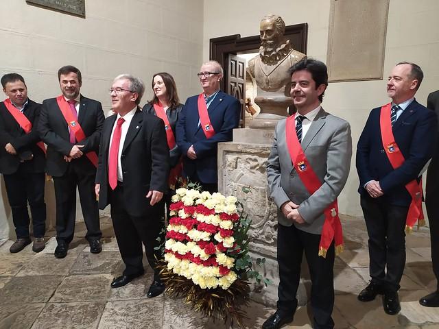 Acto Día del Justicia Ayuntamiento de Huesca
