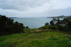 En route from Auckland to Coromandel/Thames