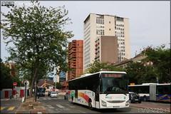 Iveco Bus Crossway – Arc-en-Ciel