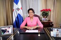 Primera dama, Cándida Montilla de Medina, espera que en el 2020 continúe progreso y desarrollo