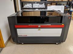150 watt Boss Laser