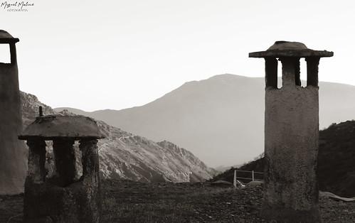 CHIMENEAS DE CAPILEIRA