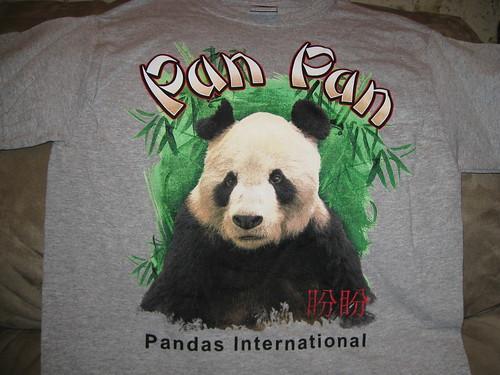 Pan Pan T-shirt