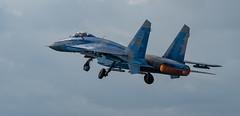 Su-27 Gear Up