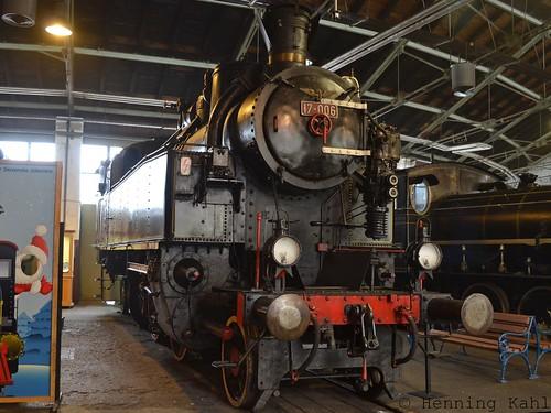 SZ 17-006  im Eisenbahnmuseum Ljubljana
