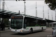 Mercedes-Benz Citaro – Transdev – CTA (Compagnie des Transports de l'Atlantique) (STAO PL, Société des Transports par Autocars de l'Ouest – Pays de la Loire) n°7793 / TAN (Transports en commun de l'Agglomération Nantaise) n°9042
