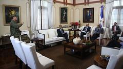 Presidente Danilo Medina da seguimiento avances proyectos desarrollo agroforestal: 530 mil tareas sembradas y 12 mil beneficiarios