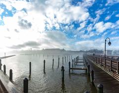 North Beach Fog