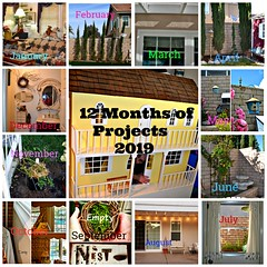 12 Months of Projects 2019