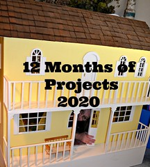 12 Months of Projects: 2020