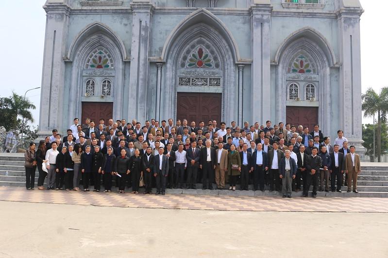 Ban Caritas Hoi nghi thuong nien 2019