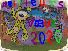 VŒUX 2020 - Photo of Le Plessis-Bouchard