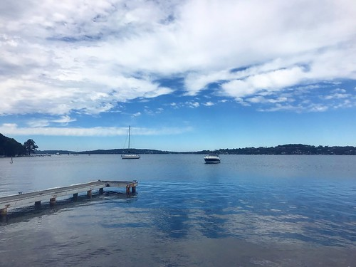 Lake Macquarie - My happy place