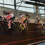 BK piste Gent Puntenkoers Nieuwelingen 29-12-2019