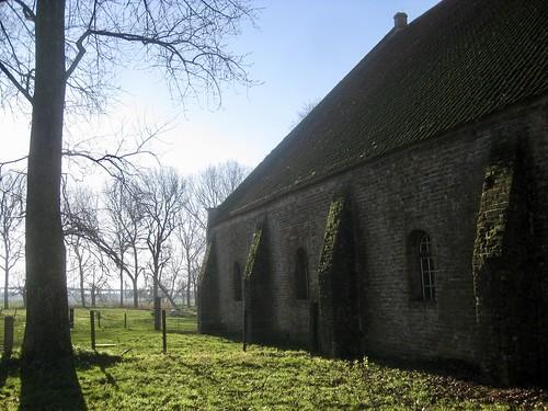 Schuur van de abdij Ter Doest, Lissewege