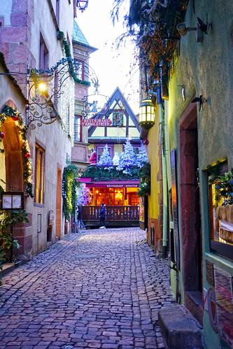 Noel in Alsace