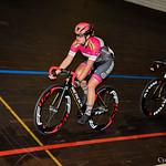 BK Piste Gent Puntenkoers Dames junioren & Nieuwelingen 29-12-2019