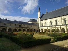 Fontevraud Abbey