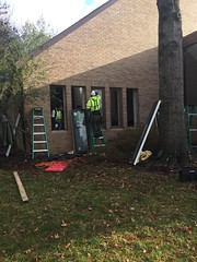 SALC New Sanctuary Windows