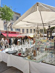 Saturday Market, Antibes