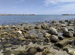 Plage de la Gravette - Antibes