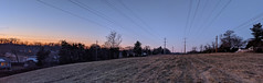 Powerlines Panorama