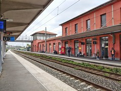Antibes Railway station