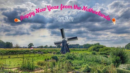 Happy New Year * Feliz Año Nuevo * Feliz ano Novo * Gelukkig Nieuw Jaar!