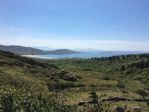 A view point near Derrynane