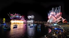 2019-12 December 31 Sydney NYE Fireworks
