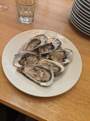 The Oysters, Les Gets, France