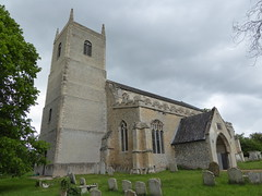 Redgrave - St Mary