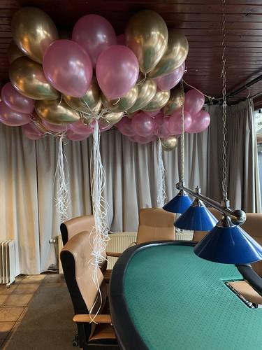 Heliumballonnen Tennis Club Rotterdam Oaze