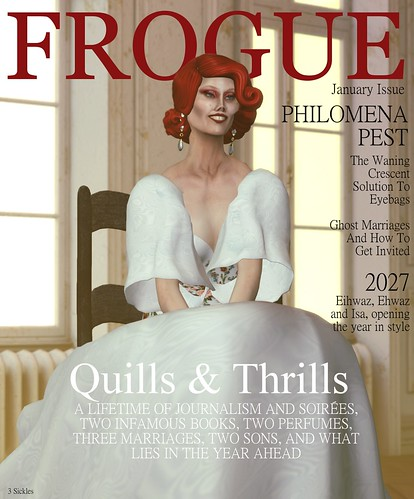 FROGUE - January Issue