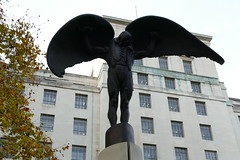 Fleet Air Arm Memorial, Victoria Embankment Gardens