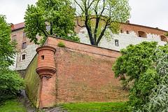 The Wawel castle in Krakow