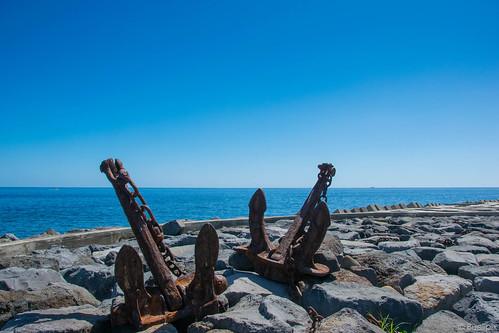 Povoação - da, wo die ersten Siedler aus Portugal an Land gingen ... (© Buelipix)