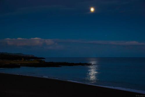 Mondaufgang bei São Roque (© Buelipix)