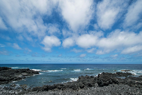 an der Küste bei Ponta dos Mosteiros (© Buelipix)