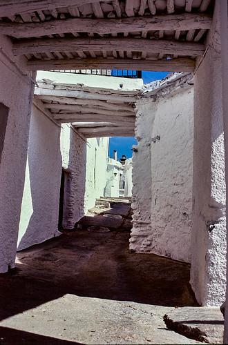Capileira Alleyway