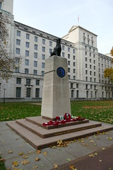 Burmese War Memorial, Victoria Embankment Gardens