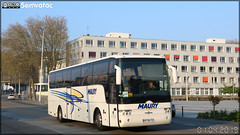 Van Hool T 916 Alicron – Maury Transports (Groupe Fast, Financière Atlantique de Services et de Transports) - Photo of Locmiquélic