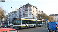 Irisbus Agora L – RD Lorient Agglomération (RATP Dev)  / CTRL (Compagnie de Transport de la Région Lorientaise) n°343