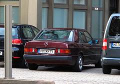 Mercedes-Benz 190 E (W201)