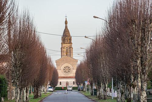 58-Eglise de Morcenx