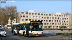 Heuliez Bus GX 337 – RD Lorient Agglomération (RATP Dev)  / CTRL (Compagnie de Transport de la Région Lorientaise) n°425
